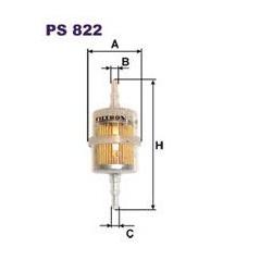 FILTR PALIWA FILTRON PS822