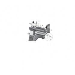 MOCOWANIE POD KUFRY SHAD HONDA HORNET 900 03-