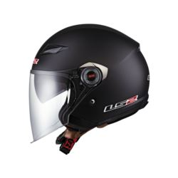 KASK LS2 OF569.2 TRACK MATT BLACK XXL
