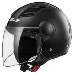 KASK LS2 OF562 AIRFLOW SOLID MATT BLACK XXS