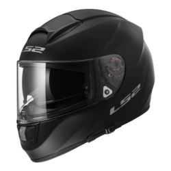 KASK LS2 FF397 VECTOR SOLID MATT BLACK ROZ. M
