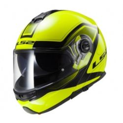 KASK LS2 STROBE CIVIK YELL/BLACK  ROZ. 2XL
