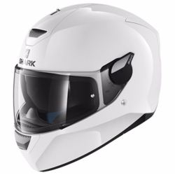 KASK SHARK D-SKWAL BLANK WHITE ROZ. XL