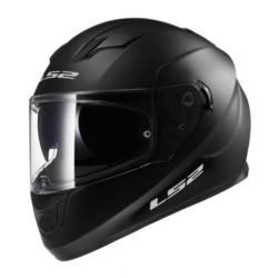 KASK LS2 STREAM SOLID MATT BLACK ROZ. S