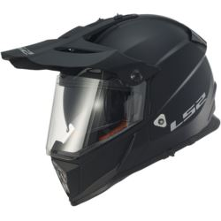 KASK LS2 MX436 PIONEER MATT BLACK ROZ. 2XL