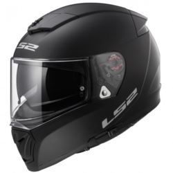 KASK LS2 FF390 BREAKER SOLID MATT BLACK 3XL