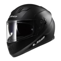 KASK LS2 STREAM SOLID MATT BLACK ROZ. L