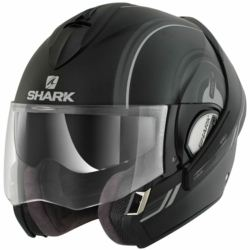 KASK SHARK EVOLINE ST BLACK MAT ROZ. M
