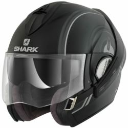 KASK SHARK EVOLINE ST BLACK MAT ROZ. XL