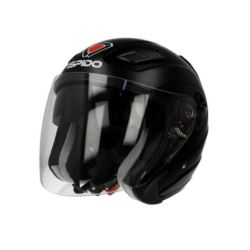 KASK OTWARTY ISPIDO AVIATOR Z BLENDĄ ROZ. XL