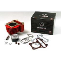 CYLINDER 80CC GY6  SKUTERY 4T