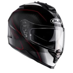 KASK HJC IS-17 ARCUS BLACK RED ROZ.XL