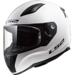 KASK LS2 FF353 RAPID SOLID WHITE ROZ. S