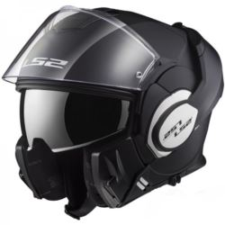 KASK LS2 FF399 VALIANT MATT BLACK L