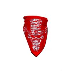 CHUSTA BANDANA LINCOLN RED