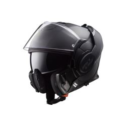 KASK LS2 FF399 VALIANT NOIR MATT BLACK XL