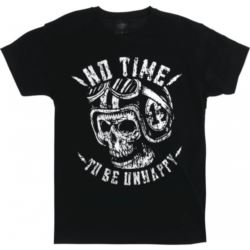 KOSZULKA T-SHIRT NO TIME CHOPPERS M