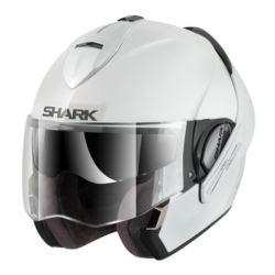 KASK SZCZĘKOWY SHARK HE9350E-WHU-S