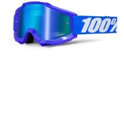 GOGLE 100% ACCURI REFLEX BLUE 50210-002-02