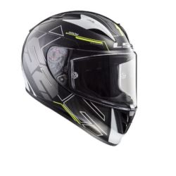 KASK LS2 FF323 ARROW R EVO TECHNO WHITE BLACK M