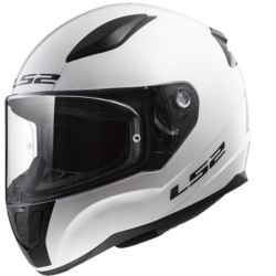KASK LS2 FF353J RAPID MINI SOLID WHITE S