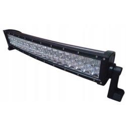 OŚWIETLENIE SHARK LED LIGHT BAR CURVED 5D 20' 120W