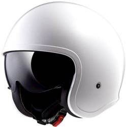 KASK LS2 OF599 SPITFIRE SOLID WHITE XL