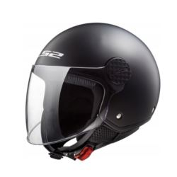 KASK LS2 OF558 SPHERE MATT BLACK ROZ. M