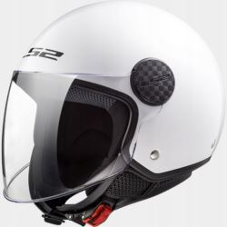 KASK LS2 OF558 SPHERE WHITE M