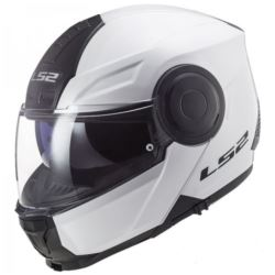 KASK LS2 FF902 SCOPE SOLID WHITE XXL