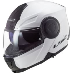 KASK LS2 FF902 SCOPE SOLID WHITE M