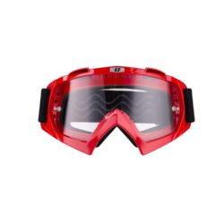 GOGLE IMX MUD RED 1 SZYBA CLEAR
