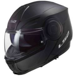 KASK LS2 FF902 SCOPE SOLID MATT BLACK XL + PINLOCK
