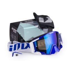 GOGLE IMX SAND BLUE/WHITE 2 SZYBY