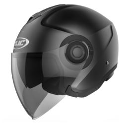 KASK HJC I40 SEMI FLAT BLACK XL