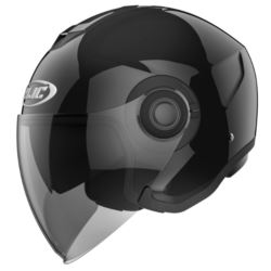 KASK HJC I40 MENTAL BLACK S