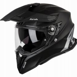 KASK AIROH COMMANDER COLOR BLACK MATT XXL