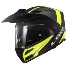KASK LS2 FF324 METRO EVO RAPID H-V YELLOW S