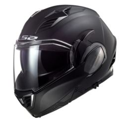 KASK LS2 FF900 VALIANT II SOLID MATT BLACK XL