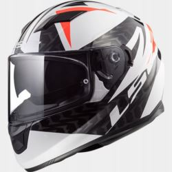 KASK LS2 FF320 STREAM EVO COMMANDER W/B RED XS
