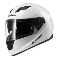 KASK LS2 FF320 STREAM EVO SOLID WHITE XXL
