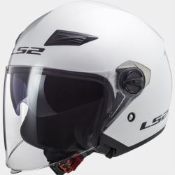 KASK LS2 OF569 TRACK SOLID WHITE L