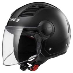KASK LS2 OF562 AIRFLOW L SOLID MATT BLACK L