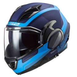 KASK LS2 FF900 VALIANT II ORBIT MATT BLUE L