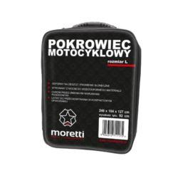 POKROWIEC NA MOTOCYKL MORETTI 246X127X93cm