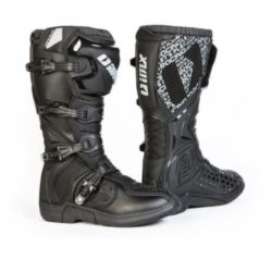 BUTY IMX X-TWO BLACK 44 WKŁADKA: 291 MM