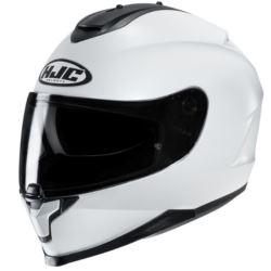 KASK HJC C70 PEARL WHITE XL