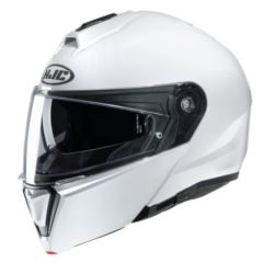 KASK HJC I90 PEARL WHITE S
