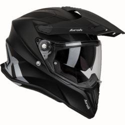 KASK AIROH COMMANDER COLOR BLACK MATT XL