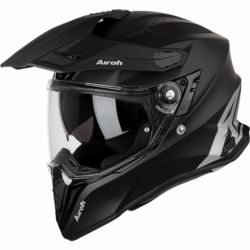 KASK AIROH COMMANDER COLOR BLACK MATT S